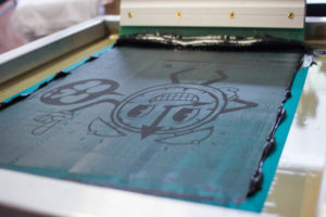Back Flood Press | T-Shirt Printing – Mr Plob
